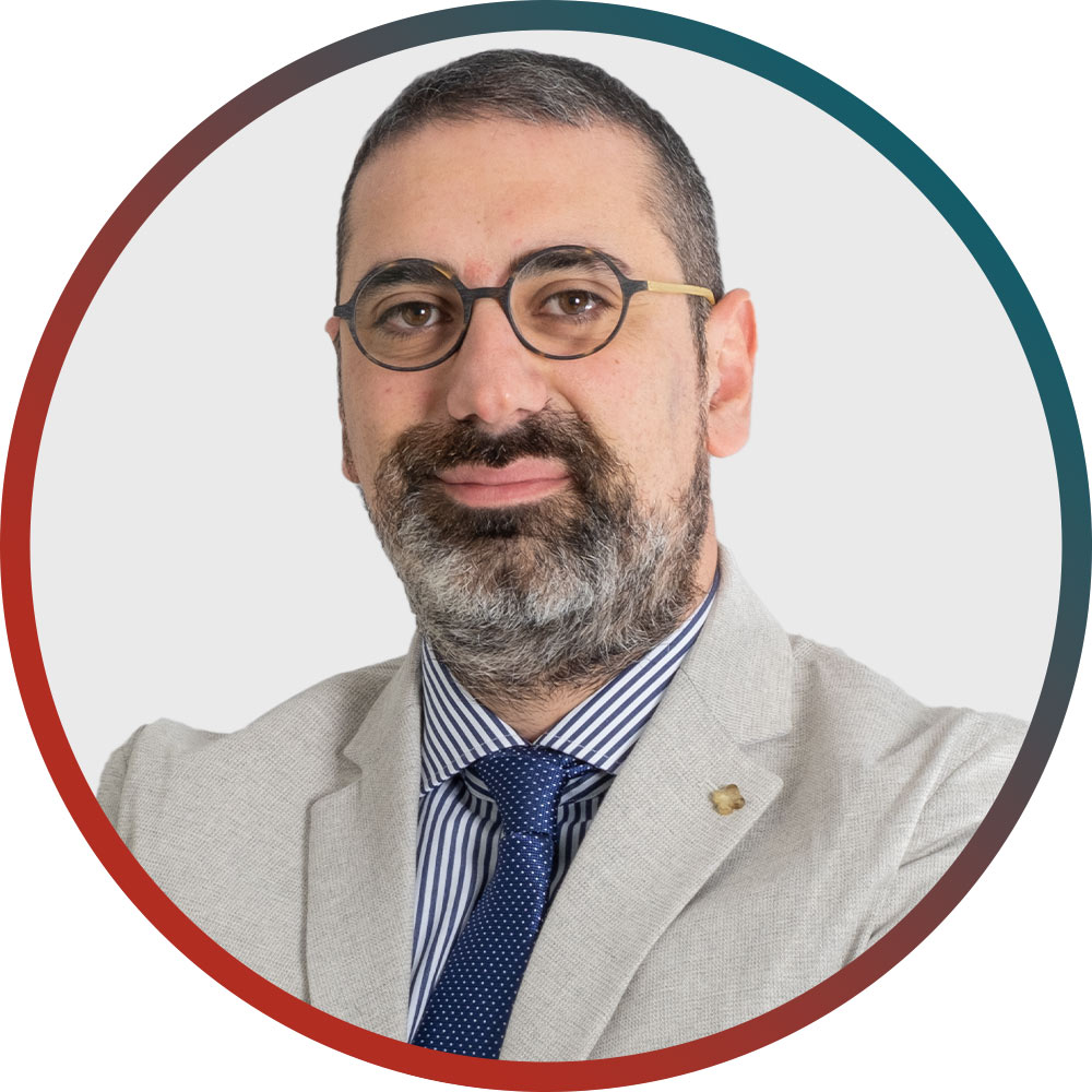 Alfonso Scafuri - CO-FOUNDER AND PROJECT MANAGER